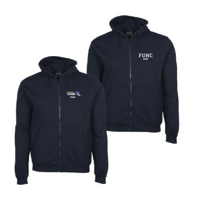 Hoodie Full Zip Ladies